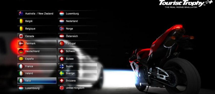 Tourist Trophy, the most extreme challenge becomes a videogame