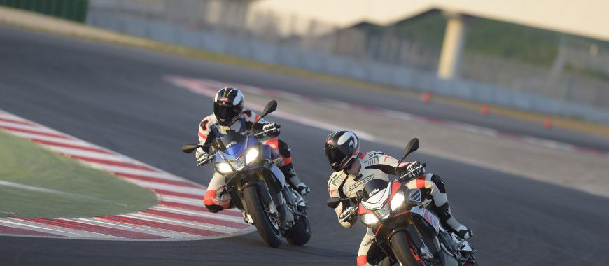 Aprilia Test Ride at Aragon: you are the protagonists!