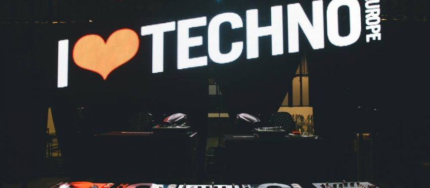 I Love Techno, Montpellier dances all night