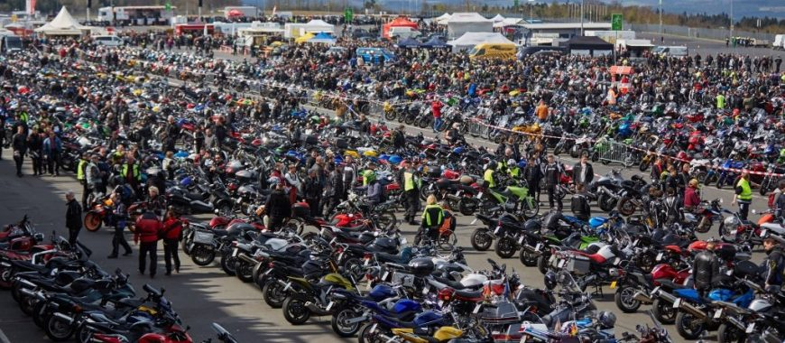 The best on the motorcycle calendar for March and April 2017 in Europe