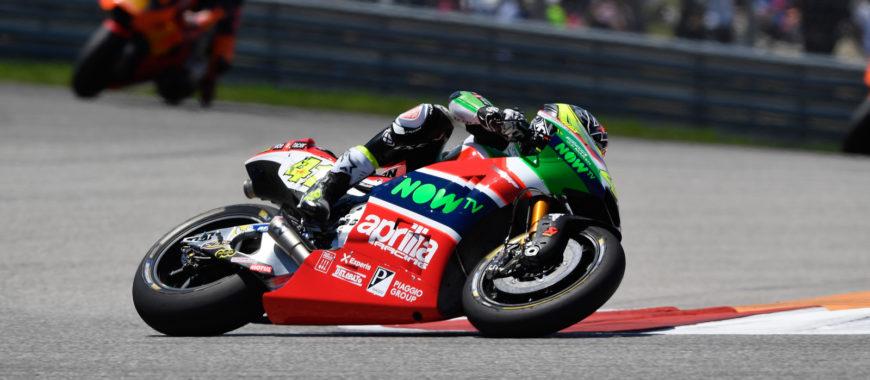 MotoGP Bulletin 03: Austin mette a dura prova l'Aprilia Racing Team Gresini