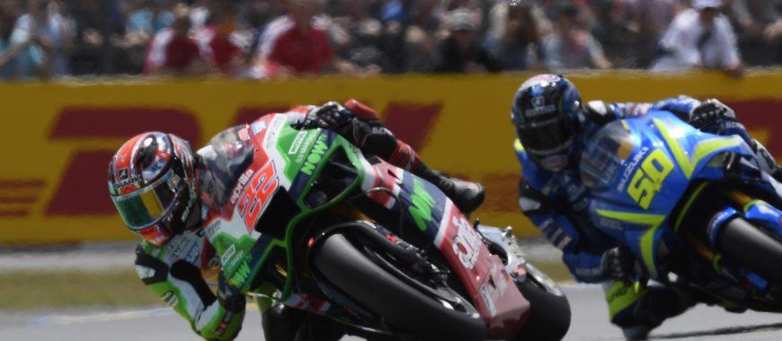 MotoGP Bulletin 05: primi punti per Lowes a Le Mans, Aleix costretto al ritiro