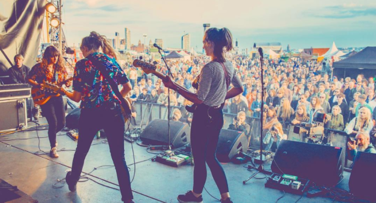 Liverpool Sound City 2017: from music to the performing arts