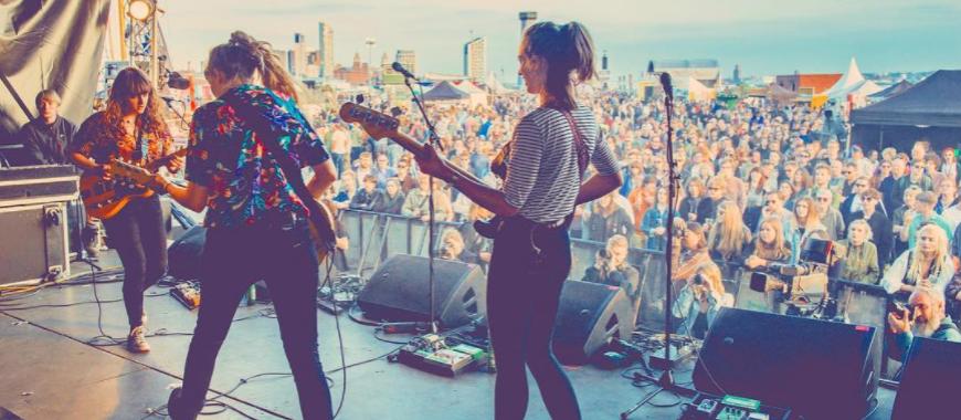 Liverpool Sound City 2017: tra musica e performance artistiche