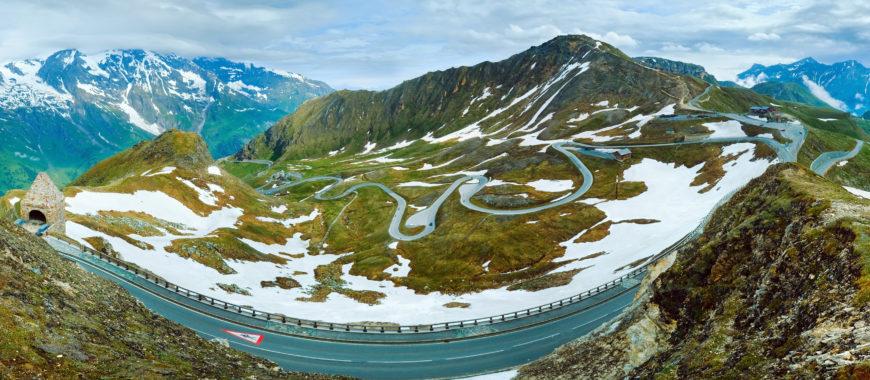 In moto sulla vetta dell'Austria: il Grossglockner e la Hochalpenstrasse