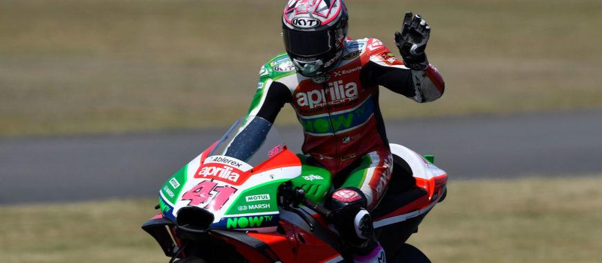 MotoGP Bulletin 05/18 : Aleix neuvième à Le Mans, Scott dehors pour une glissade