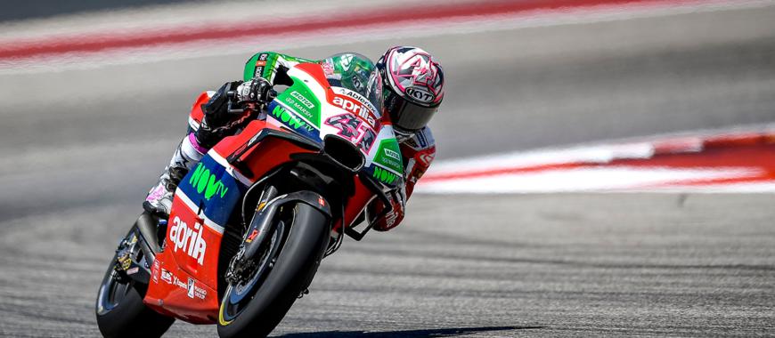 Aprilia Experience – Road to Misano: 8-9 September. Out on the bike with Lorenzo Savadori on the Misano leg of the MotoGP