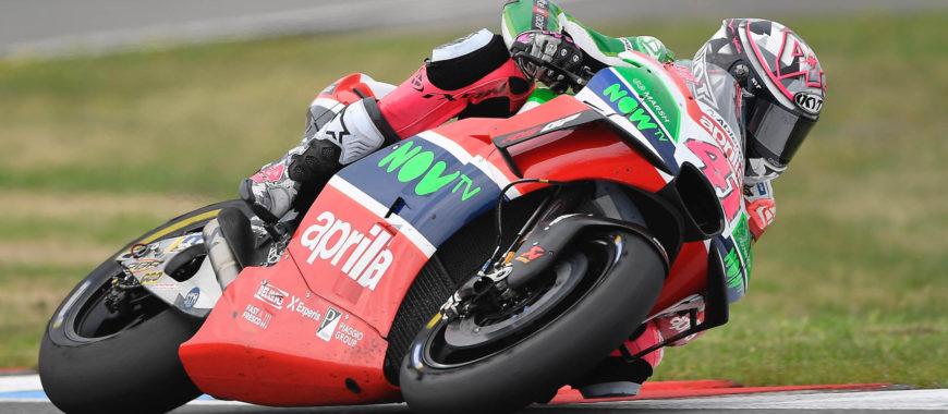 MotoGP Bulletin 08/18: Aleix punktet in Brünn – nach seinem Crash wieder dabei