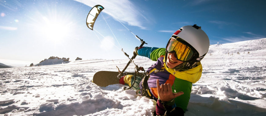 Snow and ice: sports to help racers get through the winter!