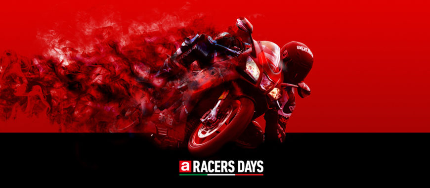 Aprilia Racers Days 2019: Exclusive Ride + Riding Academy