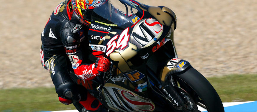 Manuel Poggiali: the wonder boy who claimed victory on the RSV 250