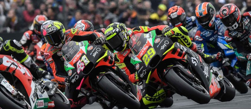 MotoGP Bulletin 05/19: Espargaró pockets 4 points at Le Mans