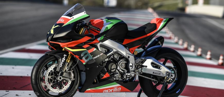 "The RSV4 X: what it's like and how it was born. The ""Factory Works"" tells us about it"