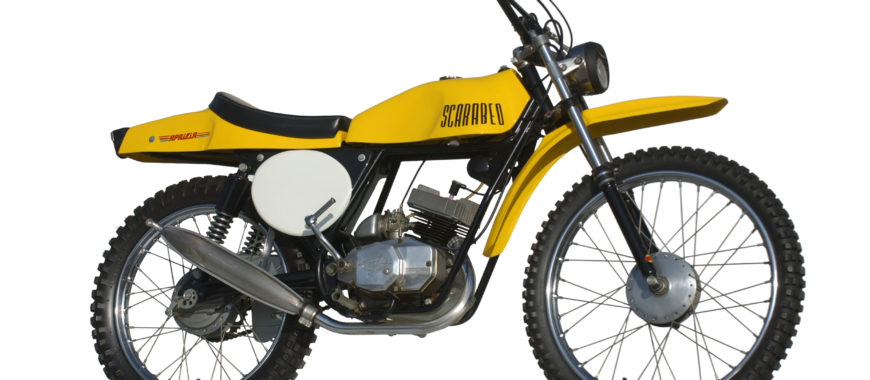 """The """"OFF-ROAD"""" history of Aprilia: the origins of trials and motocross"""