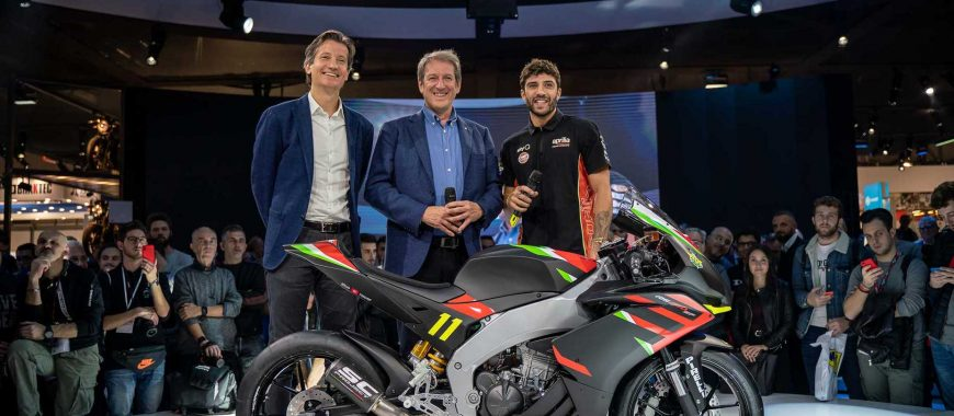 Aprilia Sport Production: the school for young champions, from the 1980s to 2020