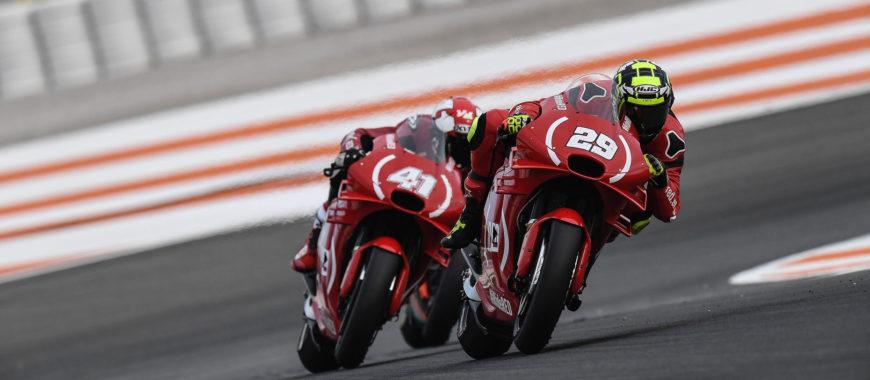 MotoGP Bulletin 19/19: Aleix chiude con un'altra top ten a Valencia